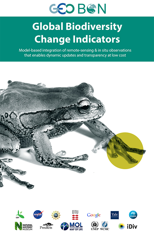 Global Biodiversity Change Indicators