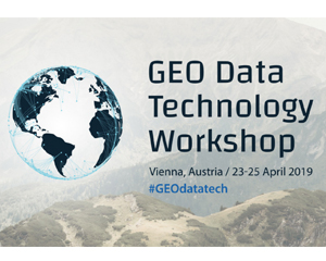 GEO Data Technology Workshop: The Era of Big EO Data.