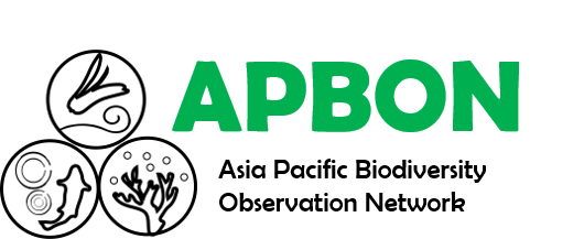 AOGEO Task Group 2: Asia-Pacific Biodiversity Observation Network (APBON)